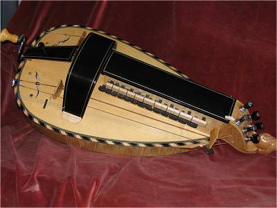 Copy of 1892 Nigout Hurdy Gurdy by Chris Allen and Sabina Kormylo