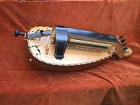 Pimpard lute-backed hurdy-gurdy